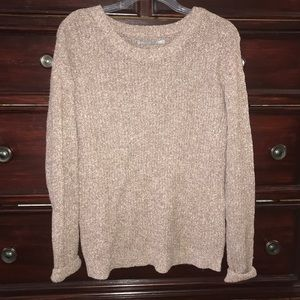 Comfy Brown Sweater